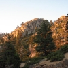 High Sierra Scenic View