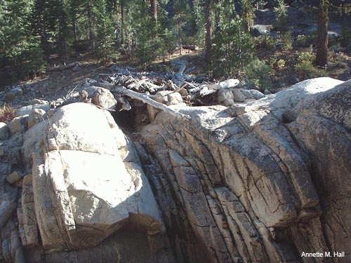 Boulder Climbing