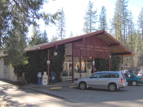 Twain Harte Post Office