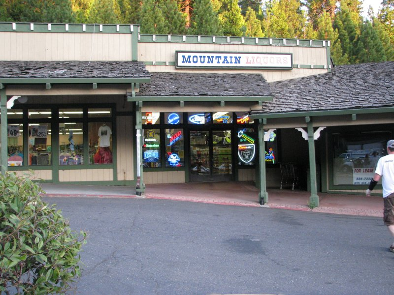 Mountain Liquors