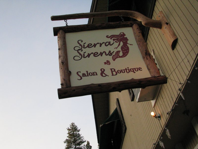 Sierra Sirens Salon & Boutique
