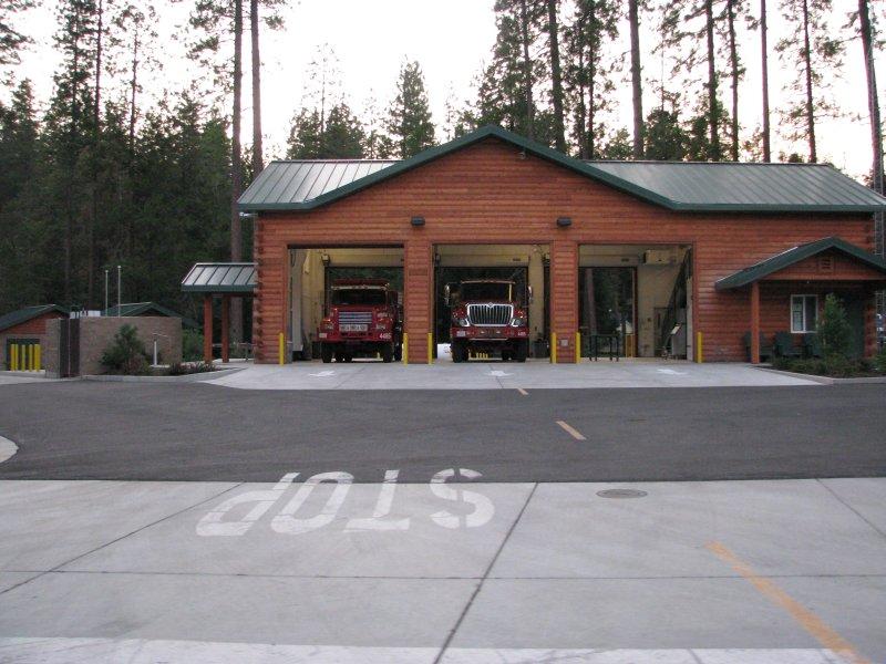 Cal Fire - Twain Harte Station