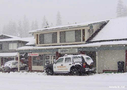 Twain Harte Sheriff Station