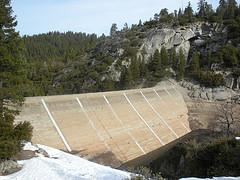 Pinecrest Dam
