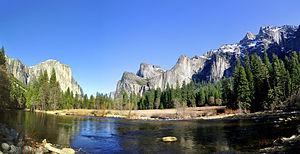 English: Yosemite National Park El Capitan Cat...