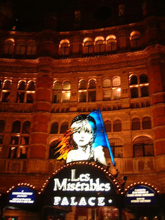 Les Miserables in Palace