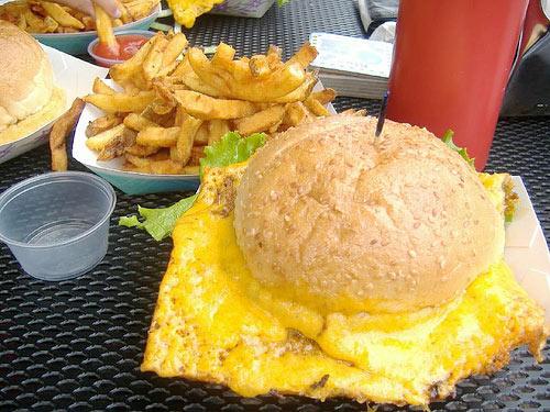 squeeze-burger